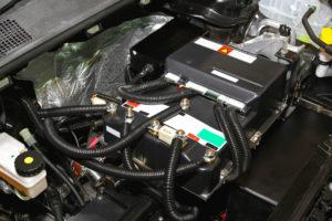Umweltschonende Akkus für Elektroautos