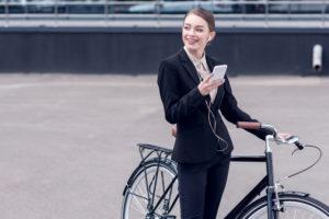 Mobilität in der City