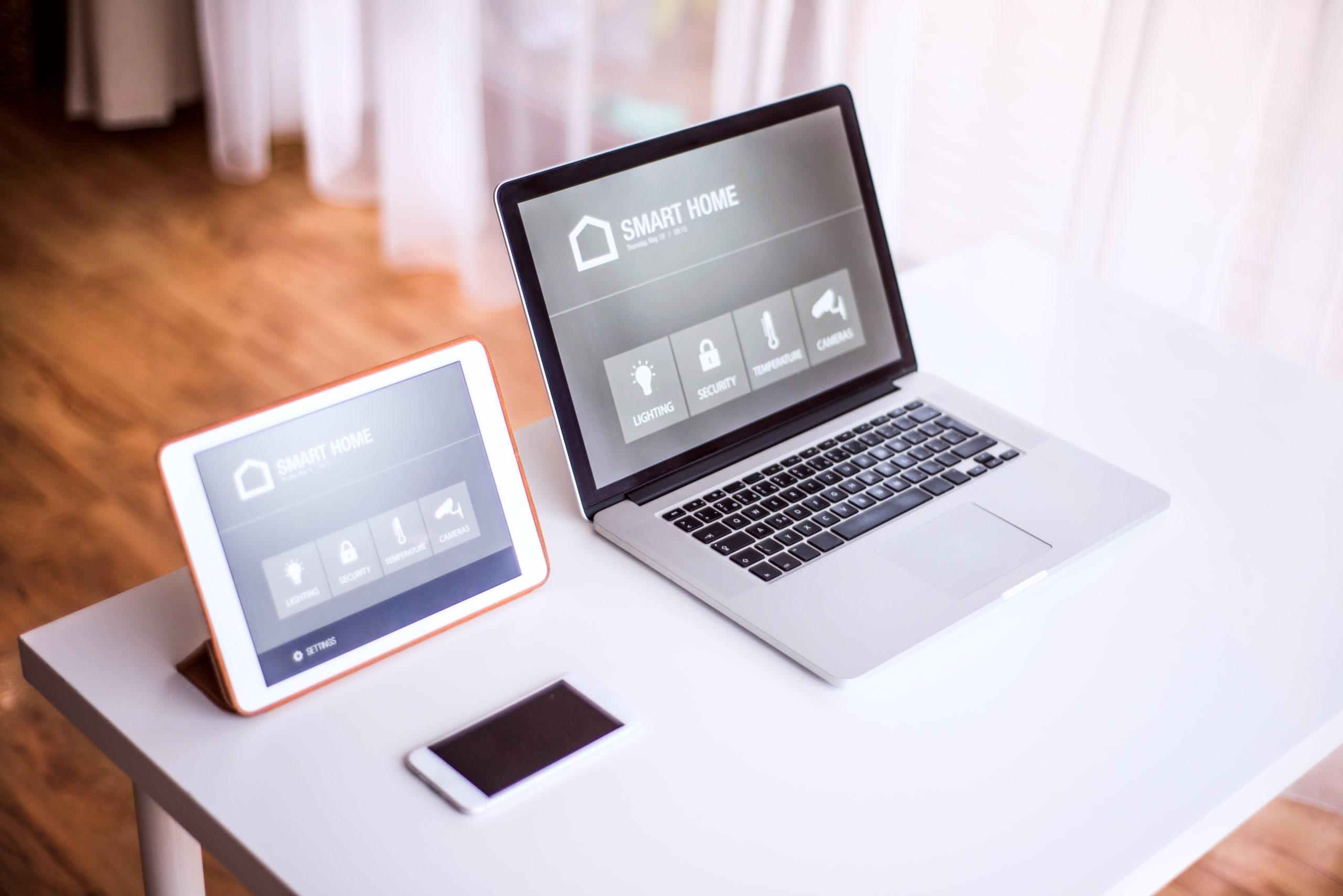 Smart Home Anwendungen können das Leben erheblich erleichtern.
