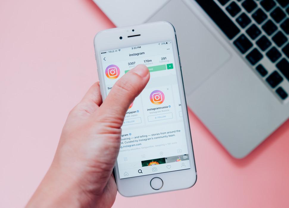 Instagram Blogger