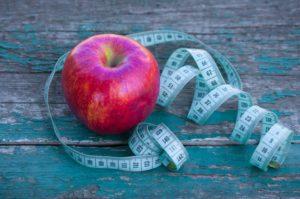Äpfel sind ein ideales Lebensmittel zum Abnehmen. Foto Tereza via Twenty20