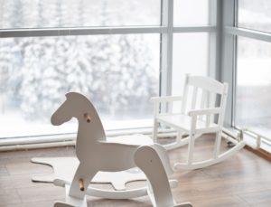 Kinderzimmer in Schweden