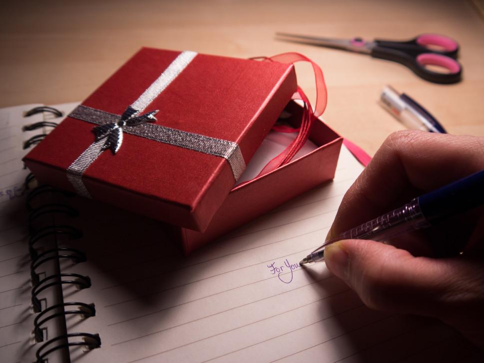 kostbares Geschenk